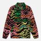 Мужская куртка анорак RIPNDIP Ripple Brushed Fleece Half Zip Multicolor фото - 0