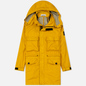 Мужская куртка Stone Island Long Membrana 3L TC Yellow фото - 0