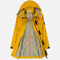 Мужская куртка Stone Island Long Membrana 3L TC Yellow фото - 2