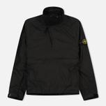 Мужская куртка анорак Stone Island Membrana 3L TC Black фото- 0