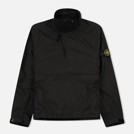 Мужская куртка анорак Stone Island Membrana 3L TC Black