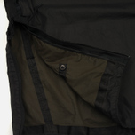 Мужская куртка анорак Stone Island Membrana 3L TC Black фото- 3