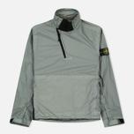 Мужская куртка анорак Stone Island Membrana 3L TC Pearl Grey фото- 0