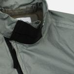 Мужская куртка анорак Stone Island Membrana 3L TC Pearl Grey фото- 1