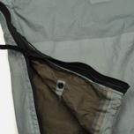 Мужская куртка анорак Stone Island Membrana 3L TC Pearl Grey фото- 4