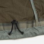 Мужская куртка анорак Stone Island Membrana 3L TC Pearl Grey фото- 7