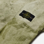 Мужская куртка анорак Stone Island Membrana + Oxford 3L Dust Colour Finish Beige фото - 2