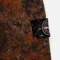 Мужская куртка анорак Stone Island Paintball Camo Fishtail Dark Brown фото - 3