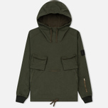 Мужская куртка анорак Stone Island Shadow Project Multipocket Hoodie Khaki фото- 0