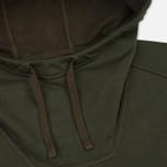 Мужская куртка анорак Stone Island Shadow Project Multipocket Hoodie Khaki фото- 1