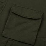 Мужская куртка анорак Stone Island Shadow Project Multipocket Hoodie Khaki фото- 2