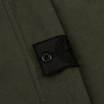 Мужская куртка анорак Stone Island Shadow Project Multipocket Hoodie Khaki фото- 4