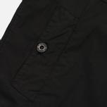 Мужская куртка анорак Stone Island Shadow Project Nyco Poplin Black фото- 3