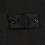 Мужская куртка анорак Stone Island Shadow Project Nyco Poplin Black фото- 4