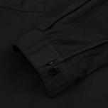 Мужская куртка анорак Stone Island Shadow Project Nyco Poplin Black фото- 5