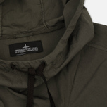 Мужская куртка анорак Stone Island Shadow Project Nyco Poplin Green фото- 1