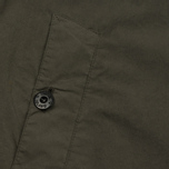 Мужская куртка анорак Stone Island Shadow Project Nyco Poplin Green фото- 2