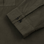 Мужская куртка анорак Stone Island Shadow Project Nyco Poplin Green фото- 3
