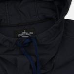 Мужская куртка анорак Stone Island Shadow Project Nyco Poplin Navy фото- 1