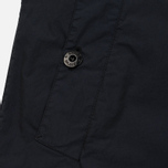 Мужская куртка анорак Stone Island Shadow Project Nyco Poplin Navy фото- 2