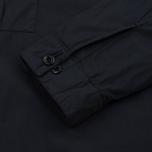 Мужская куртка анорак Stone Island Shadow Project Nyco Poplin Navy фото- 3