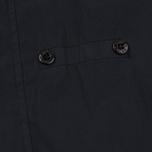 Мужская куртка анорак Stone Island Shadow Project Nyco Poplin Navy фото- 4