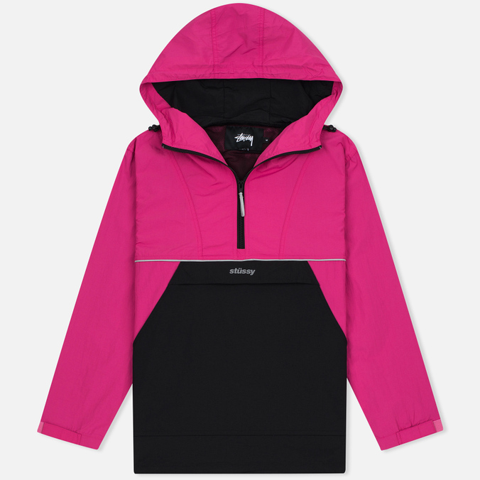 Stussy Reflective Sports Men's Anorak Berry