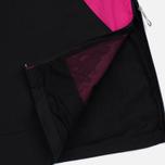 Мужская куртка анорак Stussy Reflective Sports Berry фото- 5
