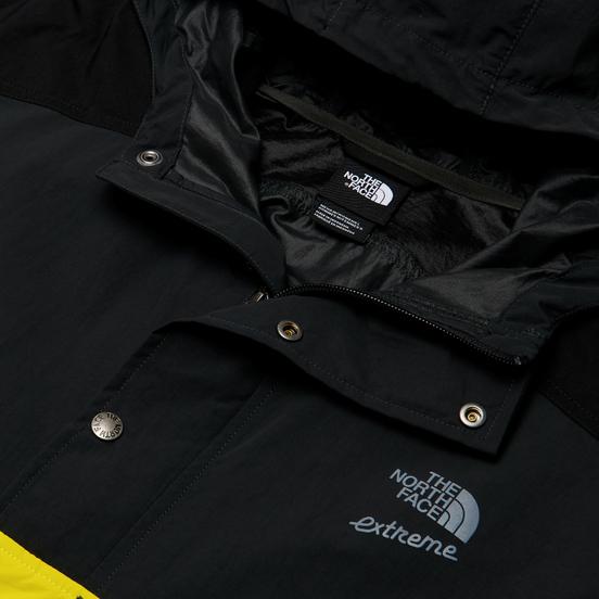 Мужская куртка анорак The North Face 92 Extreme Wind Asphalt Grey Combo
