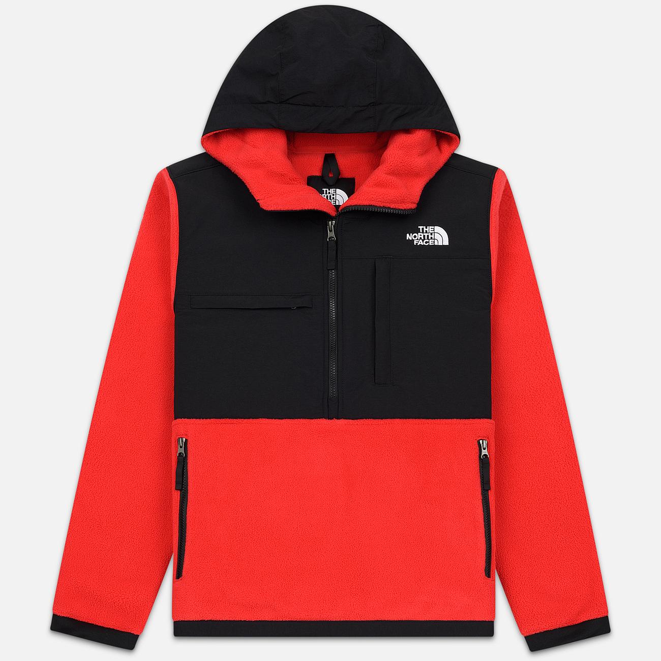 Мужская куртка анорак The North Face Denali 2 TNF Red