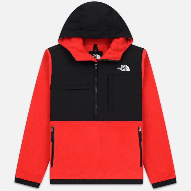 Мужская куртка анорак The North Face Denali 2 TNF Red