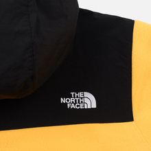 Мужская куртка анорак The North Face Denali 2 TNF Yellow фото- 4