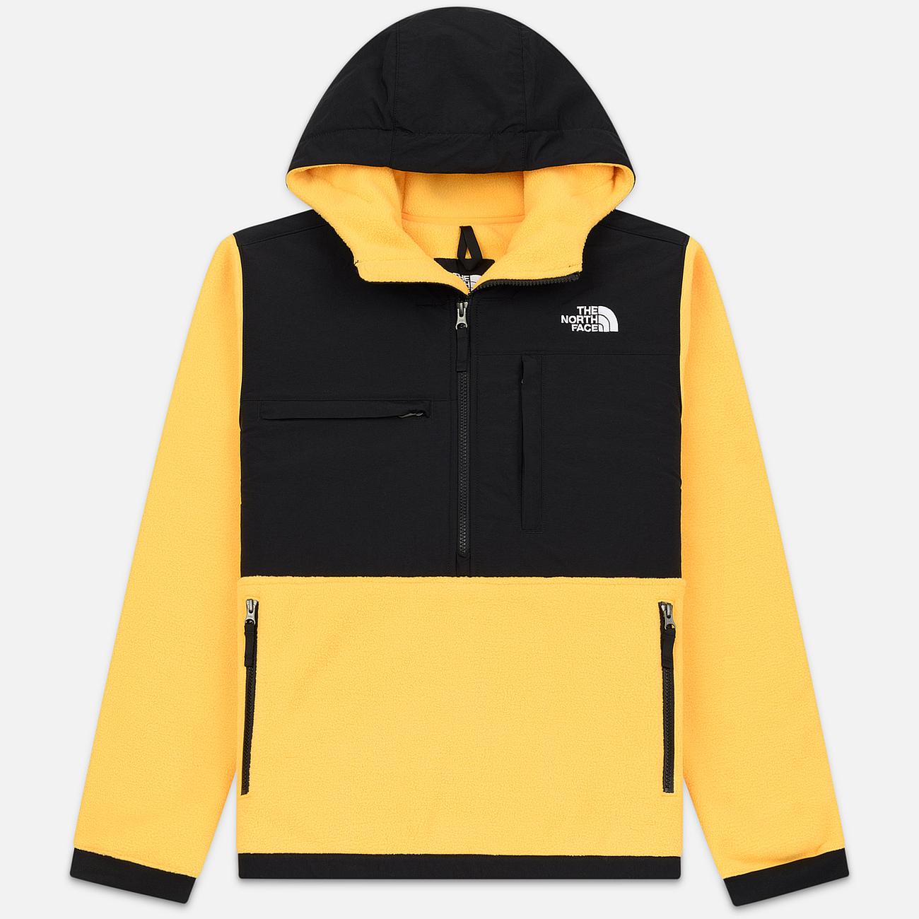 Мужская куртка анорак The North Face Denali 2 TNF Yellow