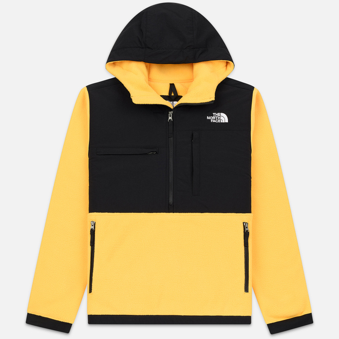 Мужская куртка анорак The North Face Denali 2 TNF Yellow
