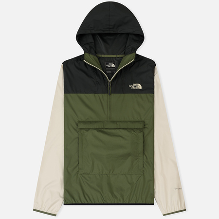 Мужская куртка анорак The North Face Fanorak Four Leaf Clove