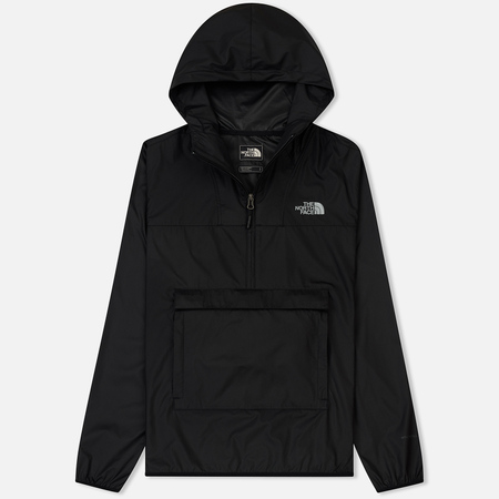 Мужская куртка анорак The North Face Fanorak TNF Black