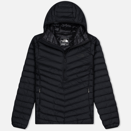 Мужская куртка анорак The North Face Jiyu Sweater Black