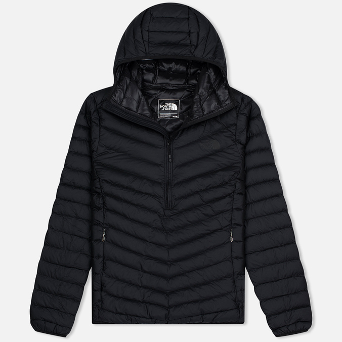 The North Face Jiyu Sweater Men's Anorak Black