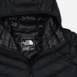 Мужская куртка анорак The North Face Jiyu Sweater Black фото- 1