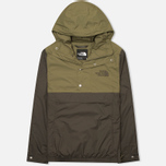 The North Face Rage Mountain Men's Anorak Black/Ink Green photo- 0