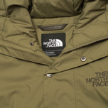 The North Face Rage Mountain Men's Anorak Black/Ink Green photo- 2