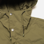 The North Face Rage Mountain Men's Anorak Black/Ink Green photo- 1