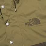 The North Face Rage Mountain Men's Anorak Black/Ink Green photo- 3