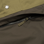 The North Face Rage Mountain Men's Anorak Black/Ink Green photo- 5