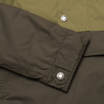 The North Face Rage Mountain Men's Anorak Black/Ink Green photo- 4