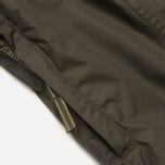 The North Face Rage Mountain Men's Anorak Black/Ink Green photo- 7