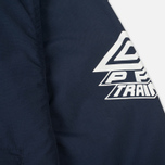 Мужская куртка анорак Umbro Pro Training Wind Top Navy/Sky/White фото- 7
