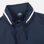 Мужская куртка анорак Umbro Pro Training Wind Top Navy/Sky/White фото- 2