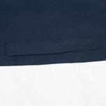 Мужская куртка анорак Umbro Pro Training Wind Top Navy/White фото- 8