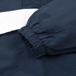 Мужская куртка анорак Umbro Pro Training Wind Top Navy/White фото- 7